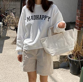 [5%]해피 - 맨투맨/MD추천