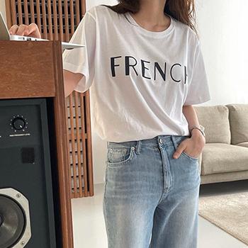[5%]프렌치 - 티셔츠/MD추천