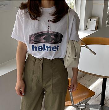 [5%]헬멧 - 티셔츠/MD추천
