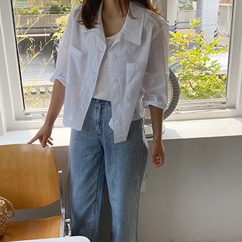 [5%]소피 셔츠 - 자켓/MD추천