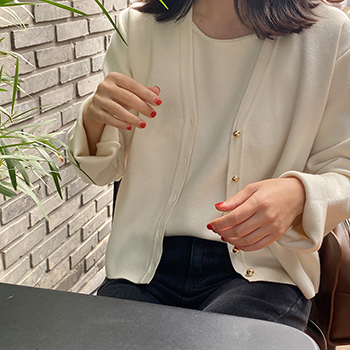 [5%]엠마 가디건 - 셋트/MD추천