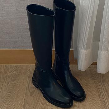 [5%]베니 블랙 - boots/주문폭주